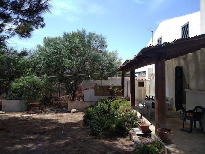 "Indipendent house near the sea ""La Salina"""