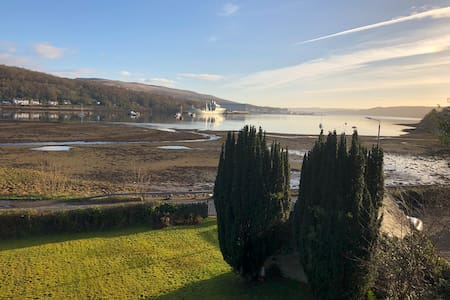 Stunning views,  near Helensburgh and Loch Lomond