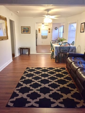Historic 2 BR Lake Worth- mins from beach(sale!) - Lake Worth - Casa