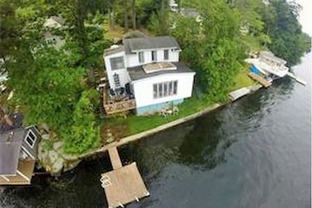 Waterfront cottage - Winchester - บ้าน