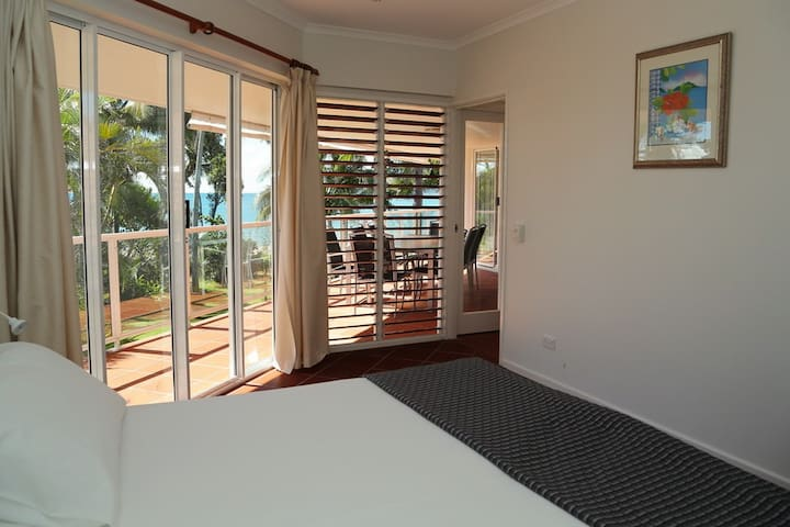 Beaches No 6 - View from the main bedroom