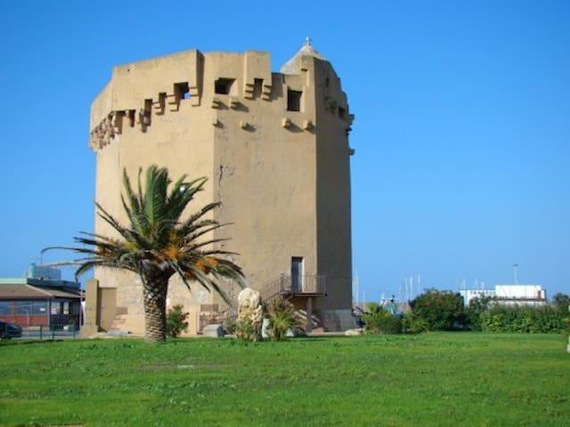 Appartamento moderno vicino al mare - Porto Torres - Departamento