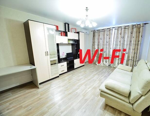 Фурманова 2а кв 42 ( Суворова ) - Khabarovsk - Lägenhet