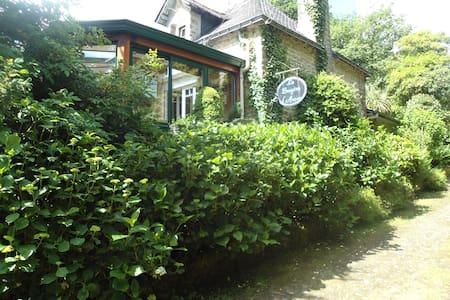 maison atypique propice au farniente - Langonnet