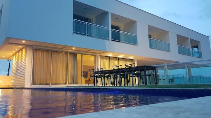 Casa no complexo Aquiraz Riviera Golf