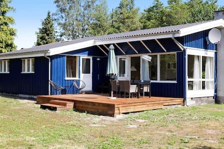 Elegant Holiday Home in Nykøbing Sjælland with Sauna