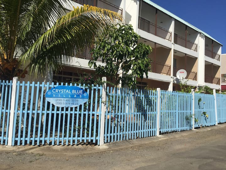 Crystal Blue Villas duplex