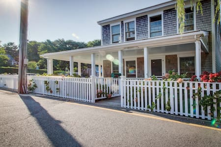 Charming home w/a wrap-around porch in a historic district!