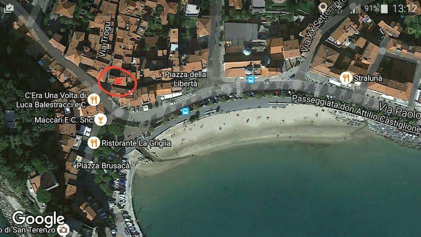 Appartamento CAROBIETO - Lerici - Pis