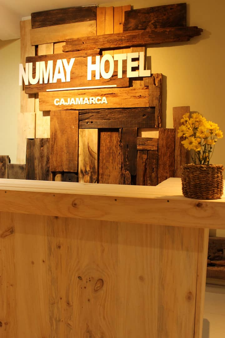 NUMAY Hotel ***