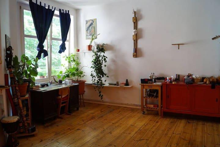 Gemütliches Zimmer in Friedrichshain (35m²) - Berlino - Appartamento