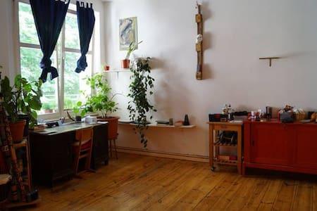 Gemütliches Zimmer in Friedrichshain (35m²) - 柏林 - 公寓