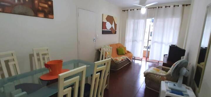 Apartamento completo na praia da Enseada -