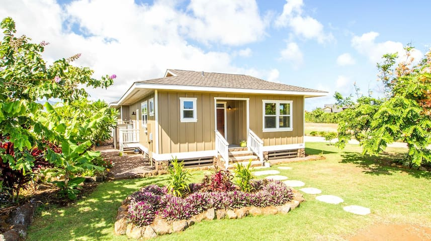 Brand New Cottage !!! Hale Minoaka at Poipu Beach Estates