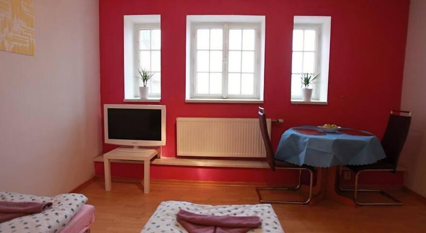 Útulný byt 1+kk v samém centru Brna