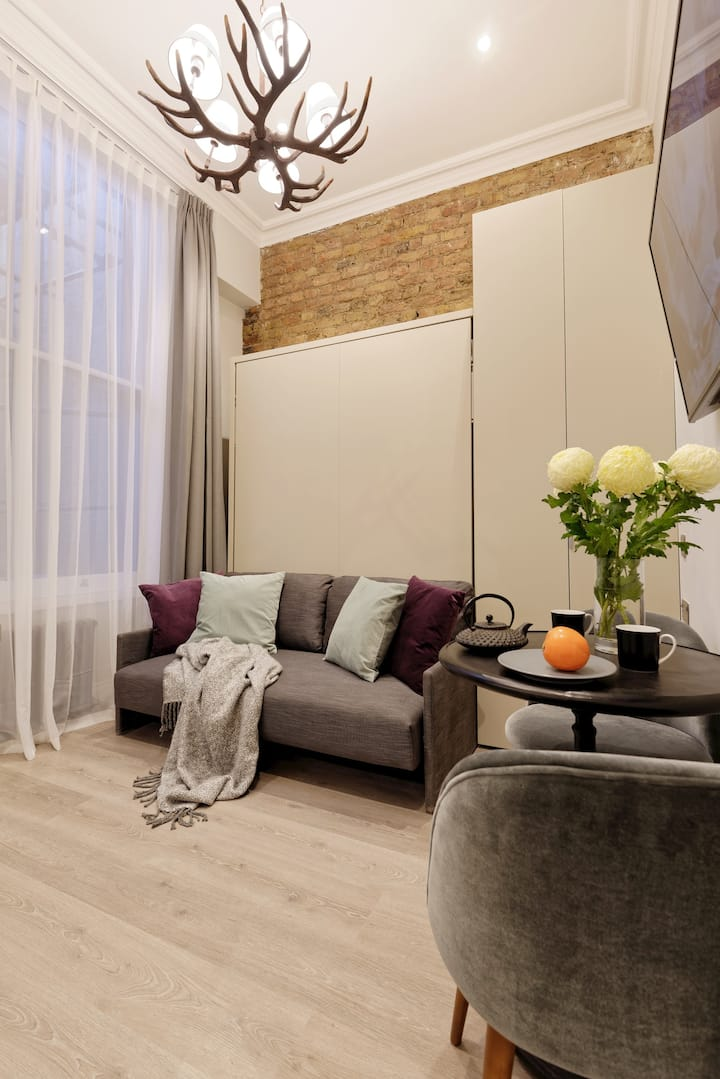 Private micro-apartment in Notting Hill