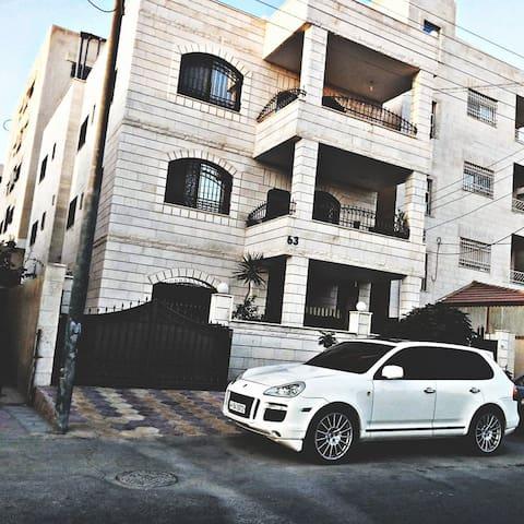 Zarqa Governorate, Jordan Rooftop Aparment