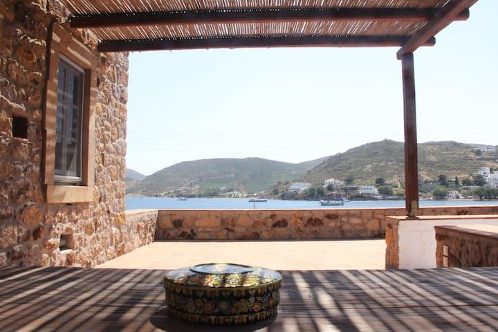 Leo's House, Patmos