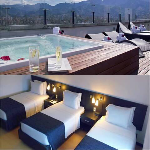Habitación Privada Medellín,  Laureles -  Estadio