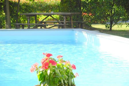 House with private pool and stunning views - Castiglione di Garfagnana - 独立屋