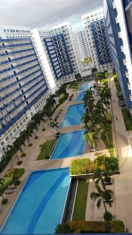 1 BR Condo with Balcony & Pool View