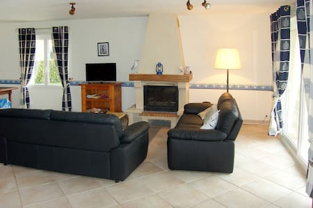 Holiday home in St. Marcouf de l' Isle - Saint Marcouf de l'Isle - Hus