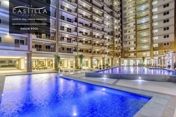 Your 2BR Home Away From Home @ One Castilla Place