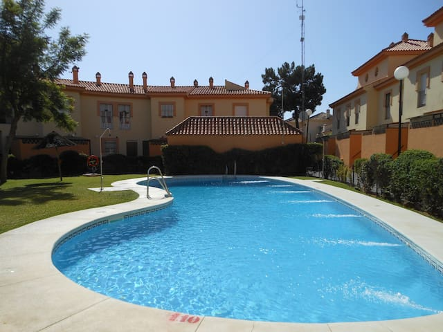 Casa Playa Islantilla Golf