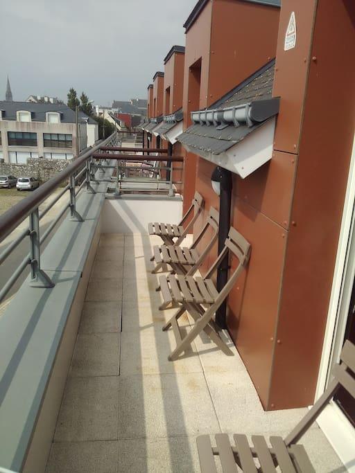 Terrasse/Balcon