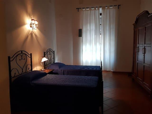 Appartamento nel Loggiato di Palazzo Porcelli