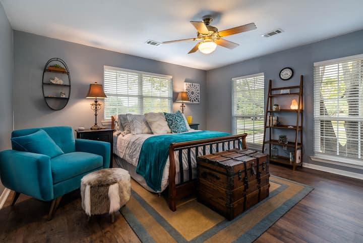 Entire Guest Suite - Pecan Grove Retreat - Sherman