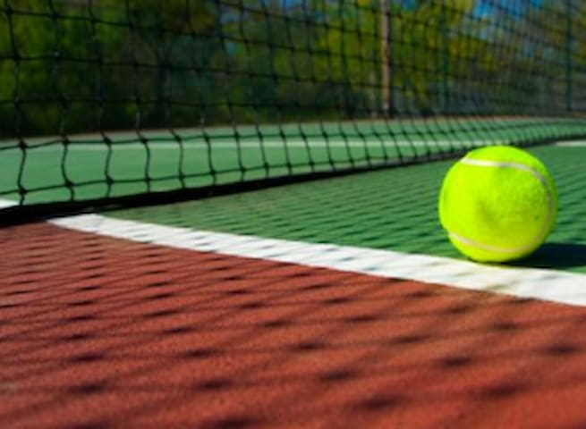 Campi da tennis a disposizione