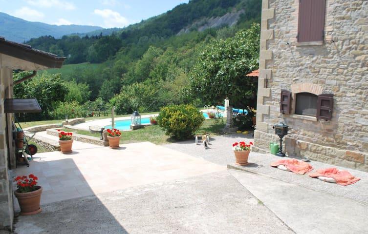 Rilassante villa privata con piscina