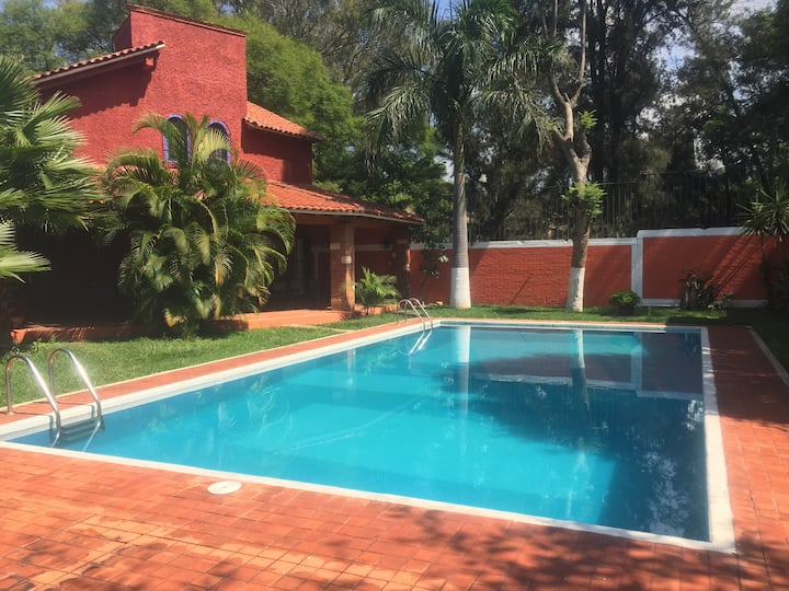 Magnificent Bungalows with pool 1