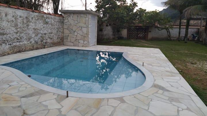 Casa para Férias praia da Lagoinha, Ubatuba SP