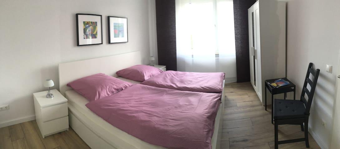 Doppelzimmer oder zwei Einzelbetten