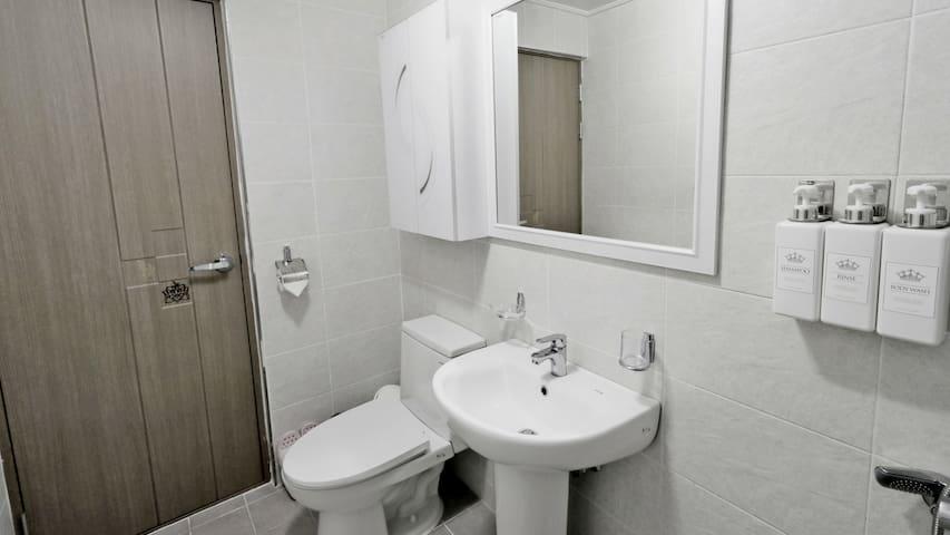 두모리에 리조트 양실 화장실