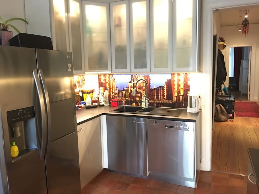 Neue Küche / New kitchen
