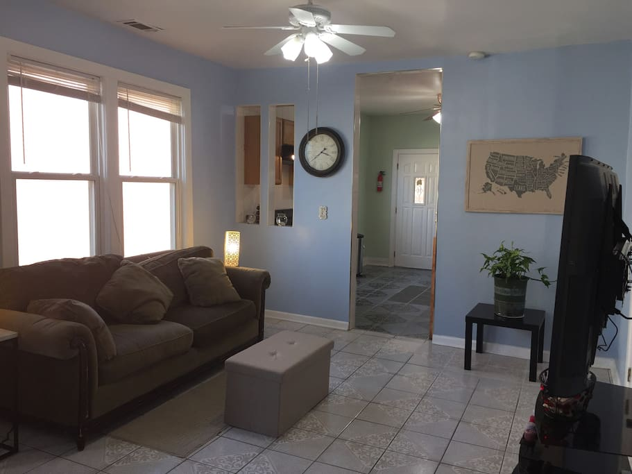 Your living room for your stay!
