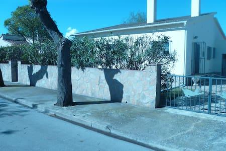 Villa indépendante, 2 chambres (4 pers), piscine - Bon Relax - Casa