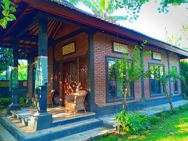 Coconut Villa - Private 2 bedroomed villa