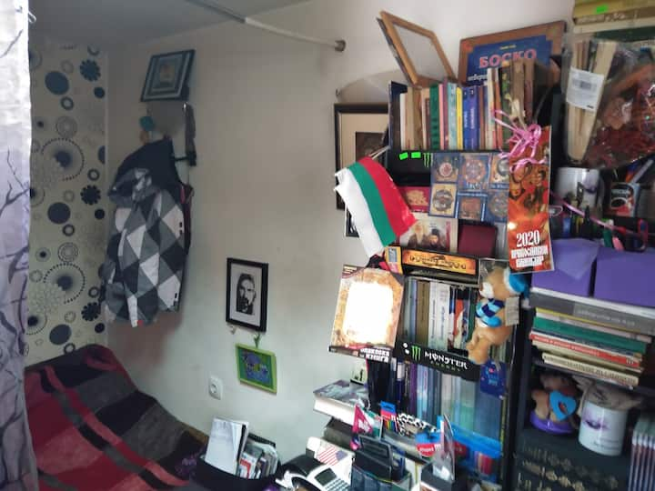 Тhe bookshop home