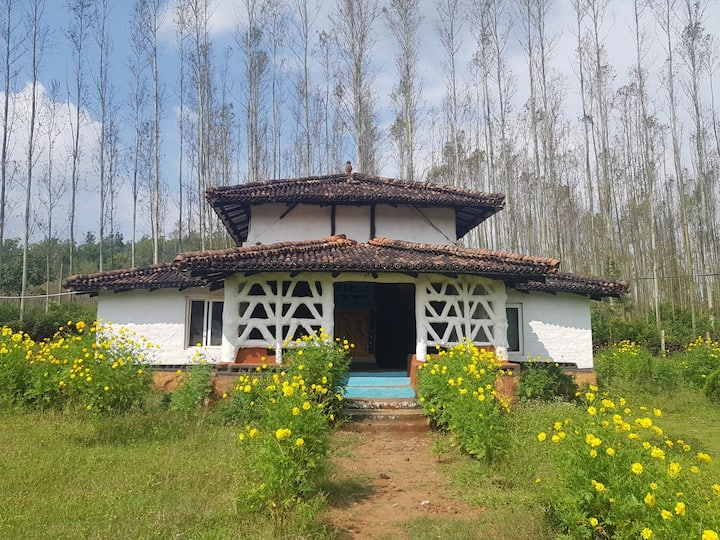 STAY WITH NATURE, STAY WITH PEOPLE@DESIA,KORAPUT