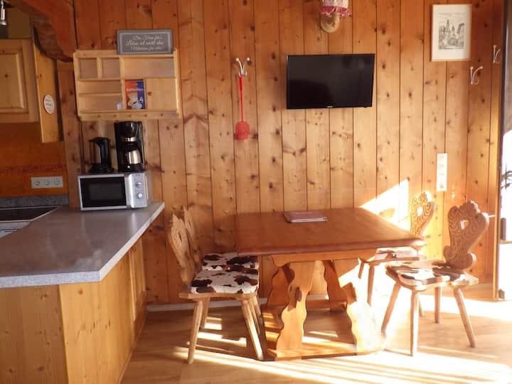 Appartement Wetterstein