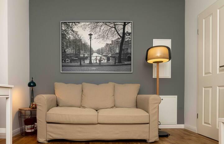 Zentrales Luxus Apartment - WiFi & Netflix inkl.
