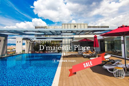 D'majestic Place by Homes Asian - King Suite.D119