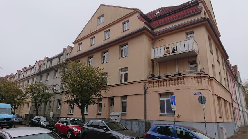 Citynah Schwerin DG 4 Personen-für Preisbewußte