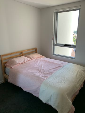 Lovely brand new large private bedroom and bath