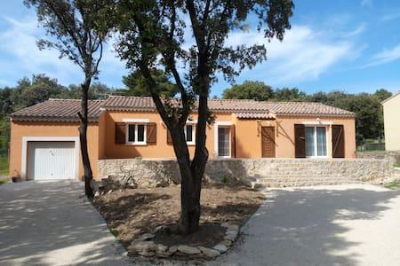 maison  individuelle en Provence - Mornas - Talo