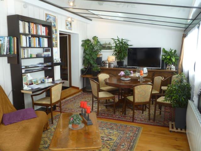 La Clé des Champs - Les Fourgs - Apartment